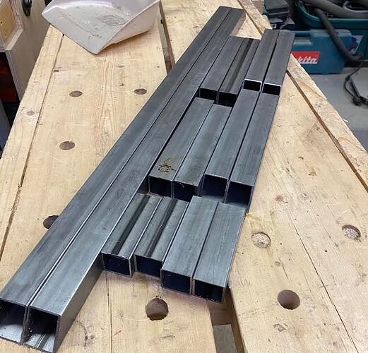 angled cuts