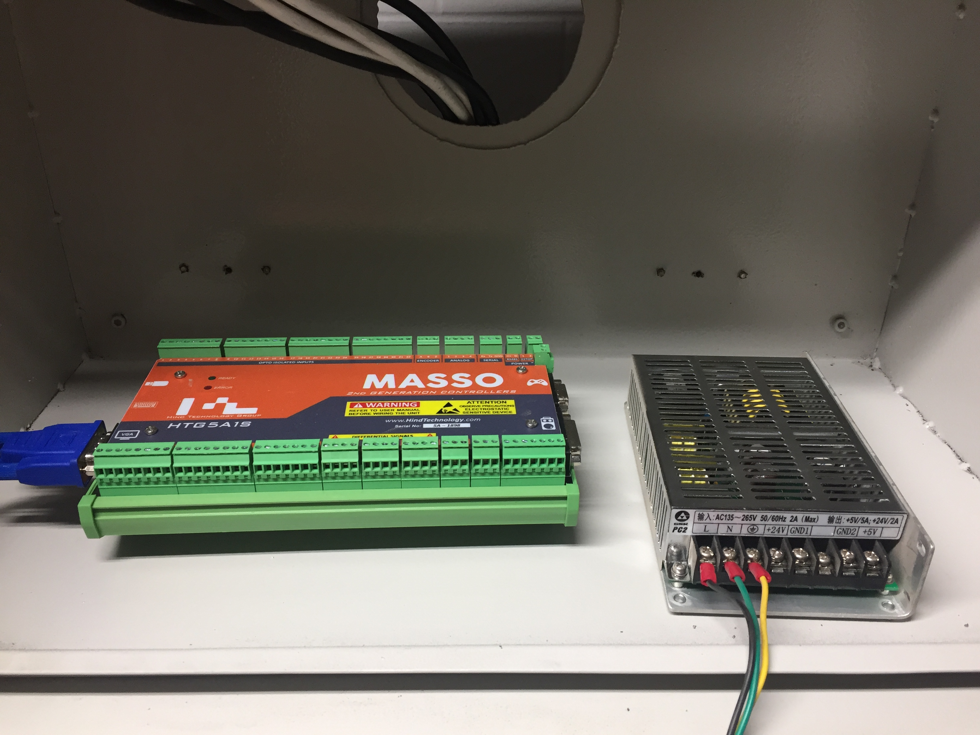 Installing a Masso CNC - Projects - VHS Talk - Vancouver
