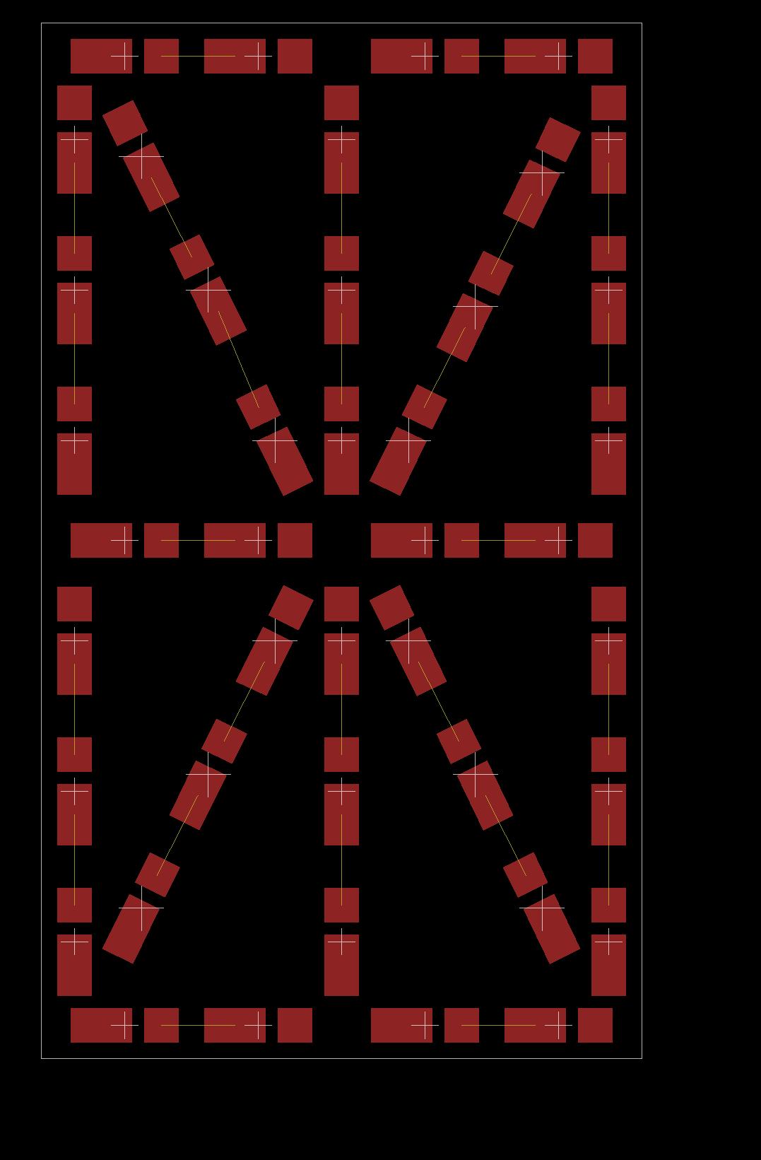 led-segment-display-pcb
