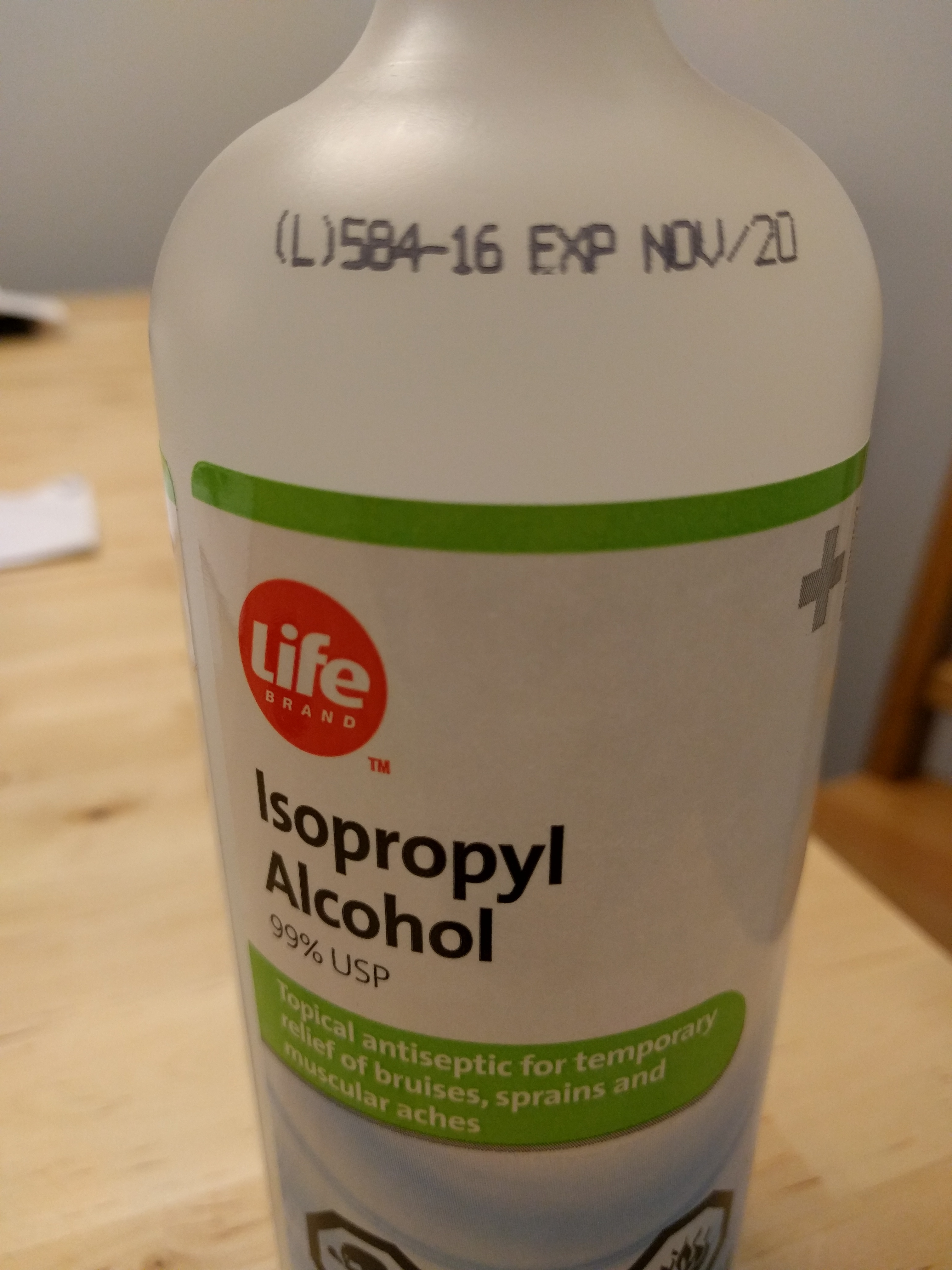 Where can I get 99% isopropyl alcohol? - General lounge